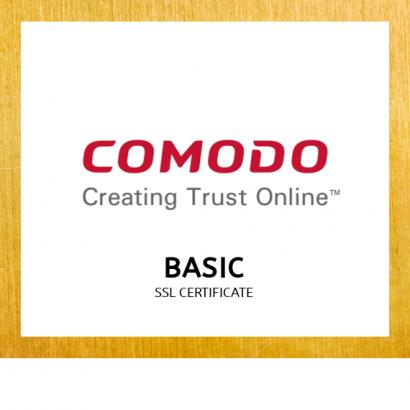 Comodo Essential SSL Certificate