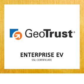 GeoTrust TrueBusinessID EV SSL Certificate