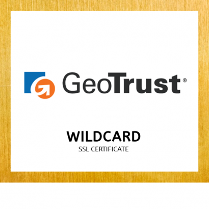 GeoTrust TrueBusinessID Wildcard SSL Certificate