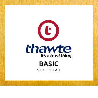 Thawte SSL 123 Certificate